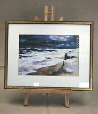 2x Bild Druck Aquarell von Karl-Heinz Berndt Elbing gedruckte Aquarelle