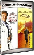 Patch Adams & What Dreams May Come - Robin Williams (Widescreen Dvd) *Pg-13*