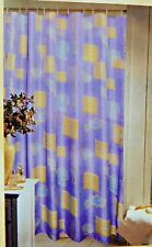 Popular Bath Fabric Shower Curtain Fish Print 70 X 72