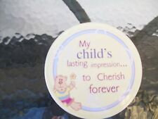 baby memories imprint lasting impression kit for baby feet and hands