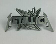 boucle de ceinture Metallica Heavy Metal ROCKNROLL HARD ROCK NEUF