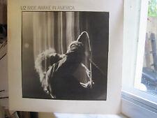 U2-WIDE AWAKE IN AMERICA 1985 ISLAND RECORDS EP 90279-1-A NEAR MINT - (LIVE)