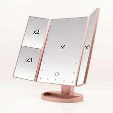 Vanity mirror with lights LED Makeup mirror Magnifying mirror with light