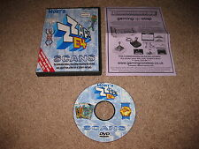 Mort's Zzap!64 Scans Definitive Edition - Zap! 64 Commodore DVD-Rom DVD