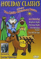 Holiday Classics Narrated by Lorne Greene (2004, DVD)