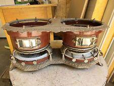 Antiker seltener Petroleum Kocher mit Marke 6 Flammen Tischkocher sehr Dekorativ