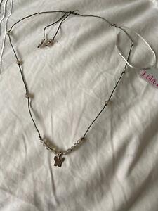 Lola Rose Butterfly Necklace