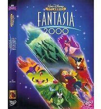 DISNEY DVD Fantasia 2000 - ed. italiana rara