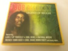 BOB MARLEY - LEGEND OF REGGAE - NEW CD