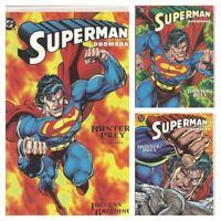 °SUPERMAN/DOOMSDAY HUNTER/PREY 1 bis 3 von 3° Der Ursprung von Doomsday DC 1993