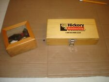 """Hickory WoodWorking Rbk1028, 6 Pcs 1/4"""" Shank, Carbide Starter Set & Other As-Is"""
