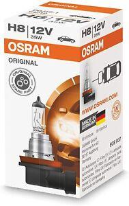 Osram H8 12V 35W Car Base PGJ19-1 Globe Halogen Headlight Bulb