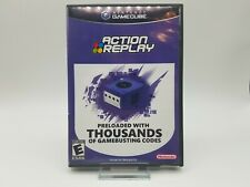 Action Replay for Nintendo Gamecube w/ Custom Case + SD Card w/ Reader