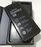 """NEW"" Samsung Galaxy S8 G950U 5.8"" 64GB T-Mobile AT&T Unlocked Smartphone A"