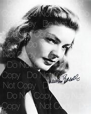 Lauren Bacall Signed sexy hot The Big Sleep 8X10 photo picture autograph RP 2