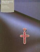 Bonhams Jewelry Auction Catalog Bulgari June 2003
