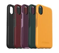Genuine Otterbox Symmetry Case iPhone X XS XS Max XR - New In Retail Packaging