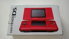 Nintendo DS Phat Original Rouge RED Japan NEUF NEW MINT Xtrm. RARE Free Shipping