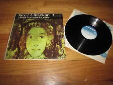 REV C.L. FRANKLIN - A WILD MAN MEETS JESUS - CHESS SERMON RECORDS LP NO 69