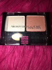 "MAYBELLINE ""Just Peachy"" Expert Wear Eye Shadow Duo"