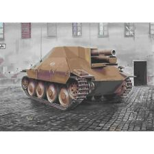 Char Allemand 15cm sIG 33 Ausf JgdPz 38 - KIT ATTACK HOBBY KITS 1/72 n° 72810