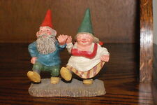 Rien Poortvliet Classic David the Gnome Kabouter Statue What a Beautiful Day