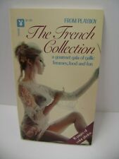 THE FRENCH COLLECTION from PLAYBOY - Gourmet Gala of Gallic Femmes – USED