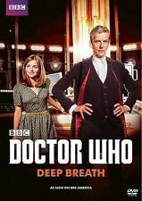 Doctor Who: Series 8 Premiere (DVD, 2014, Canadian)