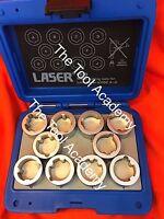 Professional Locking Wheel Nut Removal Socket Set Tool Kit For Land Rover 1 / 2