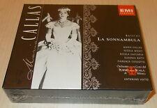 BELLINI-LA SONNAMBULA-2xCD 1997-MARIA CALLAS-VOTTO/MONTI-1957-RARE/NEW & SEALED