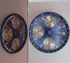 quadrante crono veglia valjoux 7750 dial 30 chronograph watch parts zifferblatt
