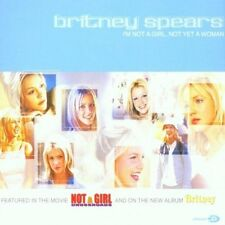 Britney Spears I'm not a girl, not yet a woman (#9253302) [Maxi-CD]
