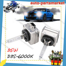 2* D3S 6000K 35W Standard Edition Xenon Brenner Scheinwerfer Lampe Für Audi NEU