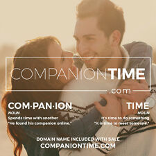 Domain Name – Dating – CompanionTime.com