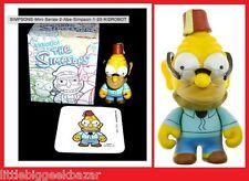 ABE Grand Pere Art Toys SIMPSONS Serie 2 2010 KidRobot RARE!!! Complet #NEUF #