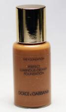 Dolce & Gabbana Perfect Luminous Creamy Foundation Tester in Golden Honey #170