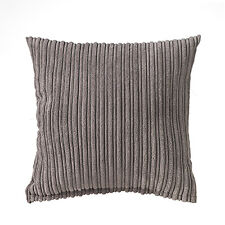 "Jumbo Cord Cushions 18"" 45cm Ready Filled Cover With Pad Scatter Sofa Chair Soft"