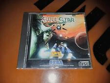 ## Soul Star - SEGA Mega-CD / MCD Spiel - CD Case ##
