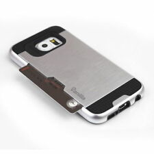 Silver Fitted Cases/Skins for Samsung Galaxy Note 4