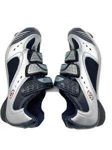 Specialized BG Cycling Road Bike Shoes Women US 6 EU 36 Black Gray 6103-3541