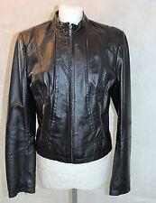 Zip Waist Length Leather NEXT Coats & Jackets for Women