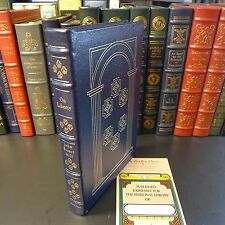 Easton Press ON LIBERTY, John Stuart Mill, 1991, Literature, Leather Illustrated