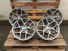 16 Zoll Borbet Y Felgen für BMW 1er e82 e81 e87 F20 F21 2er F22 F23 M Paket Alu