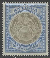 Antigua, Scott #24, 2 1/2p Seal of the Colony, Wmk 1, MH
