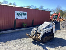 2007 Bobcat Mt55 Compact Stand On Skid Steer Loader 1800hrs Needs Repairs