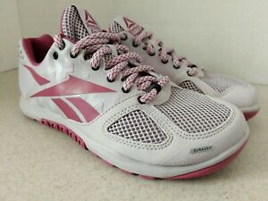 New Women's Reebok Crossfit Nano 2.0 Mesh Cross Training Shoe Size 7 NWOB