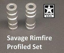 Savage 93, MkII, Mark 2, Mk2 Profiled PIllars Stock Pillar Bedding DIY Set