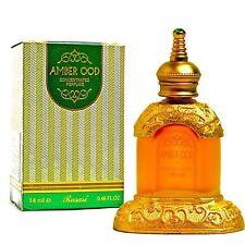 Amber Oudh/Ood 14ml Ausgezeichnet parfüm/Attar/Ittar oil Orientalisch Exotic by