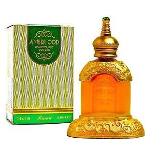 Amber /  Oud / Oudh / Ood / 15ml perfume / Attar / Ittar oil Oriental by Rasasi