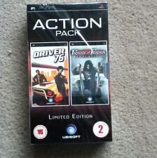 Driver 76 & Prince Of Persia Limited Edition Action Pack Sony Psp